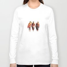 We knew this would be a special day Long Sleeve T-shirt