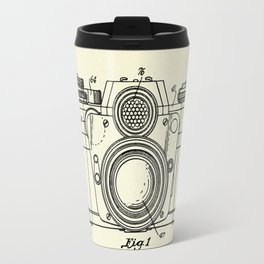Photographic Camera with coupled exposure meter-1962 Travel Mug