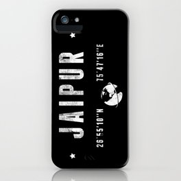Jaipur iPhone Case