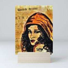 ROSETTA Mini Art Print
