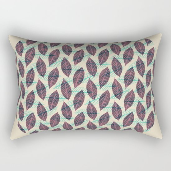 tondo triste Rectangular Pillow