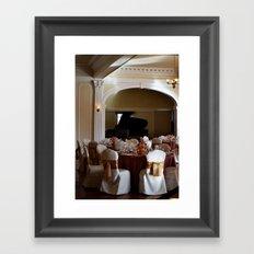 Secret Banquet  Framed Art Print