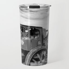 Steam Lorry And Traction Engine Travel Mug