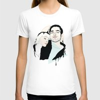 lovers T-shirts featuring Lovers by Anna McKay