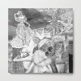 The constellation erotique 3321 Metal Print
