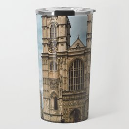 Westminster in Summer. Travel Mug