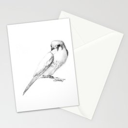 Kestrel quarter Stationery Cards