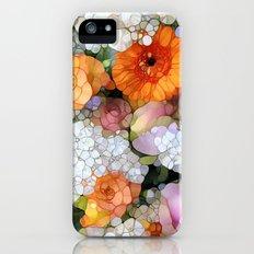 Joy is not in Things, it is in Us! iPhone (5, 5s) Slim Case
