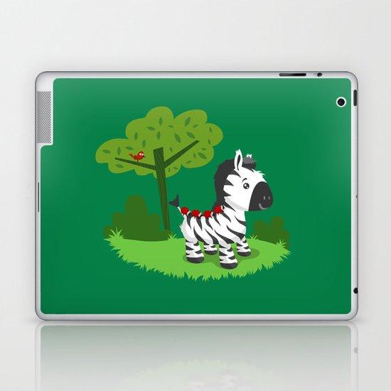 ZEBRA ROAD Laptop & iPad Skin