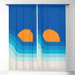 Ocean Dipper Blackout Curtain