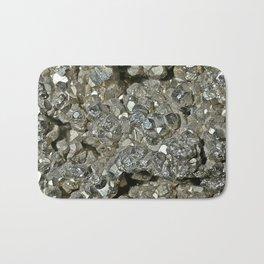 Pyrite Geode Bath Mat