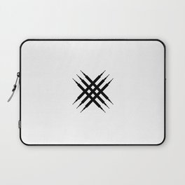 Switch (dark on light) Laptop Sleeve