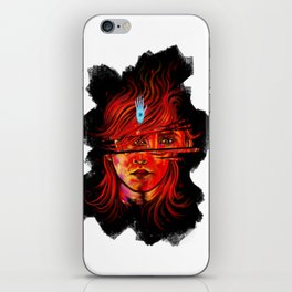 MudBlood iPhone Skin
