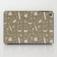 alchemy iPad Cases featuring Alchemy pattern by Loop in the mind