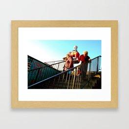 The Heygate Estate (4) Framed Art Print