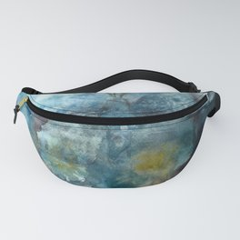 butterfly flying in the sky Fanny Pack