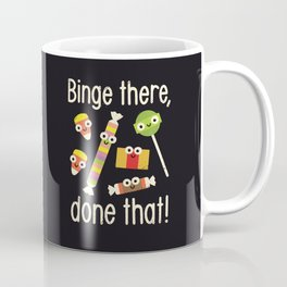 Half in the Bag Again Coffee Mug