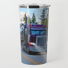 Trans Canada Trucker Travel Mug