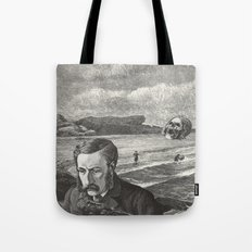 I Am Shipwrecked Tote Bag