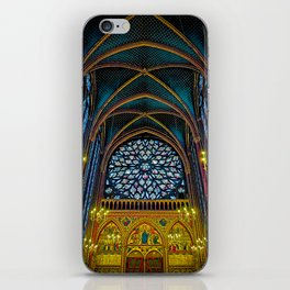 Ste Chapelle iPhone Skin