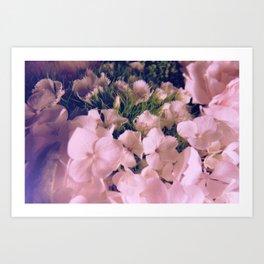 Vintage Bouquet Three Art Print
