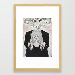 Him  Framed Art Print