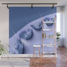 Freezing Cold Wall Mural
