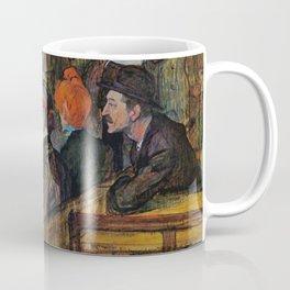 """Henri de Toulouse-Lautrec """"Ball at the Moulin de la Galette"""" Coffee Mug"""