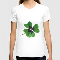 clover T-shirts featuring Clover by CNBestBuy.com
