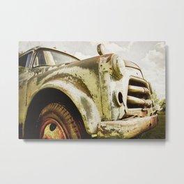 Mater Metal Print