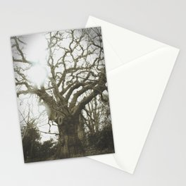 Thee Olde Tree Stationery Cards