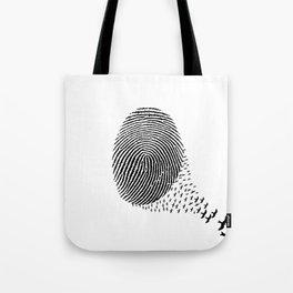 FlyPrints Tote Bag