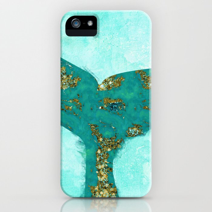 A Mermaid Tail I iPhone Case