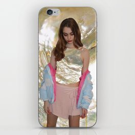Mother of Pearl Edit iPhone Skin