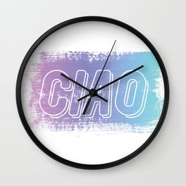 Ciao Wall Clock
