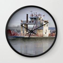 Sugar Islander II Wall Clock