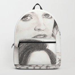elisabeth moss...  peggy olson & more. Backpack