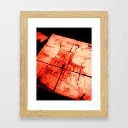 The Dream Mountain (WIP)  Framed Art Print