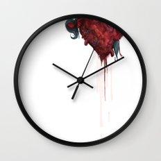 Lock Wall Clock