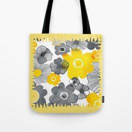 Yellow Fresh Tote Bag