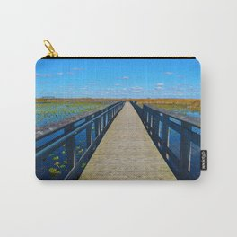 Point Pelee National Park Boardwalk in Leamington ON Canada Carry-All Pouch