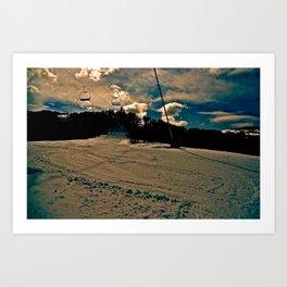 Open the Skies Art Print