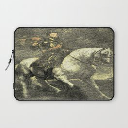 Charles V on his Horse Laptop Sleeve