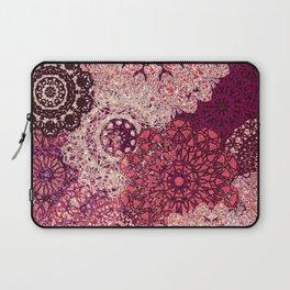 Terra Rose Mandalas Laptop Sleeve