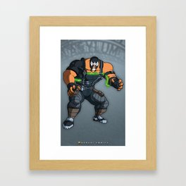 The Boy from Prisca Framed Art Print