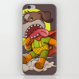 Super Dog No.1 iPhone Skin