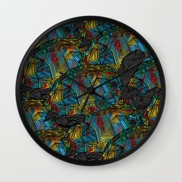 Tortus Wall Clock