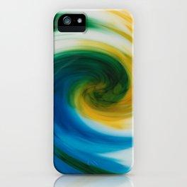 Milky Way Stir iPhone Case