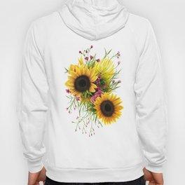 Floral 3 Hoody