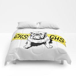 GHS Bulldogs Comforters